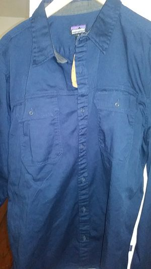 Xl Patagonia button up for Sale in Fairlawn, OH