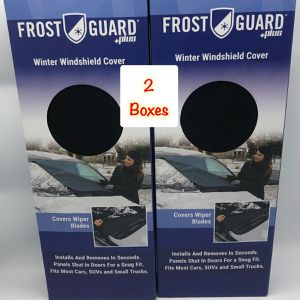 Frost Guard Winter Windshield Cover 2 Boxes for Sale in Tinton Falls, NJ