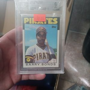 Barry Bonds 9 Mint for Sale in St. Petersburg, FL