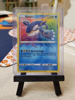 Kyogre Amazing Rare Pokemon Shining Fates for Sale in Everett,  WA