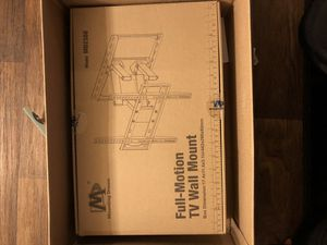 Full-Motion TV Wall Mount for Sale in Portland, OR