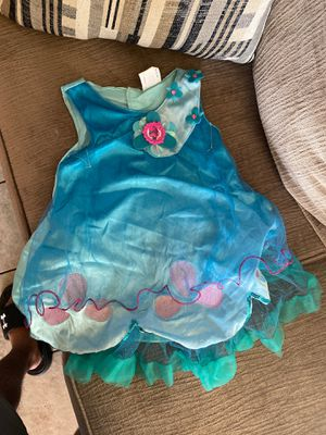 Trolls costume(size:4/6) for Sale in Fort Worth, TX