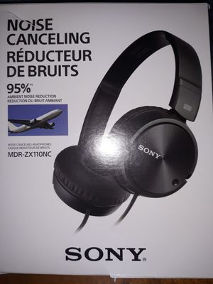 Brand new Sony noise cancelling headphones for Sale in Newark, OH