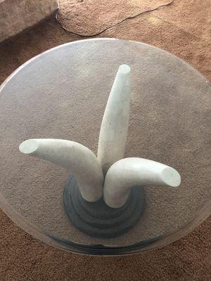 Unique African-Style End Table for Sale in Phoenix, AZ