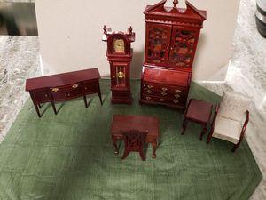 Antique doll furniture for Sale in Oldsmar, FL
