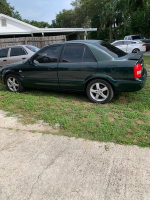 2002 Mazda Protege for Sale in Davenport, FL