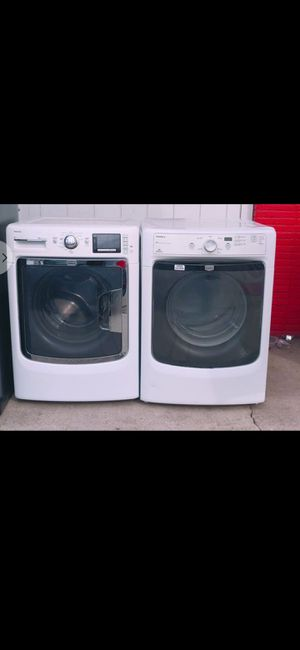 Maytag Front Load Washer& Dryer for Sale in Bakersfield, CA