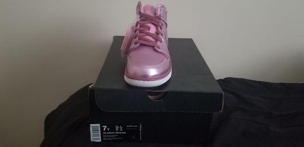 Air Jordan 1 mid SE 7 youth