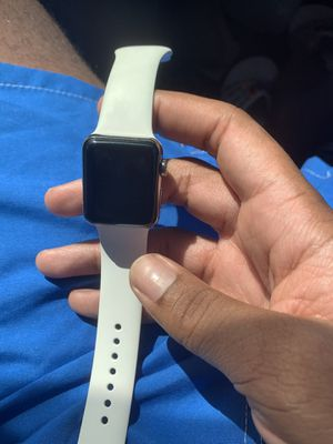 Apple Watch Series 2 With Screen Protecter On for Sale in Brooklyn, NY