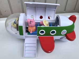 Peppa Pig's Holiday Plane for Sale in Kansas City, MO
