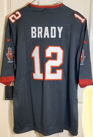 New Tom Brady Tampa Bay Buccaneers Football Jersey - Mens XL for Sale in Malden, MA