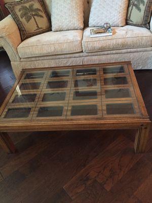 Solid Walnut Wooden Coffee Table for Sale in Apopka, FL