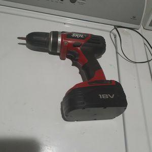 Skil Drill 18v for Sale in Dallas, TX
