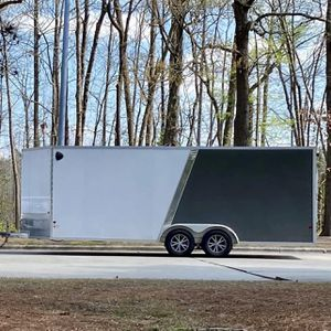 E-Z Hauler Aluminum Enclosed Trailer for Sale in Street, MD
