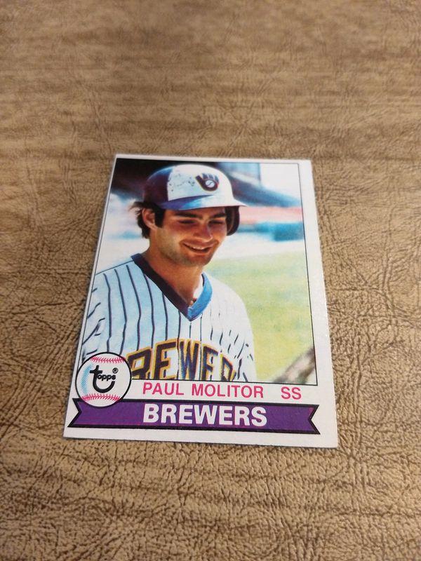 1979 Topps Baseball Complete Set NM