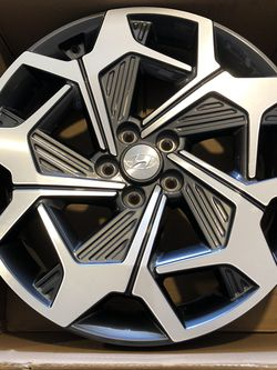 "Hyundai Palisade OEM Wheels 20"" for Sale in Tualatin,  OR"