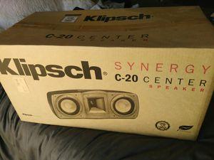 Klipsch Center Speaker for Sale in San Diego, CA