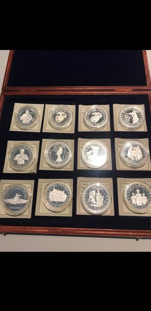 Marine Corps Commemorative Coins (Trades Only) for Sale in Virginia Beach, VA