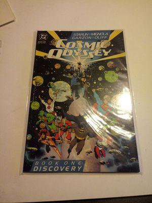 Comic odysseys book 1.2.3.4 comic books for Sale in Chicago, IL
