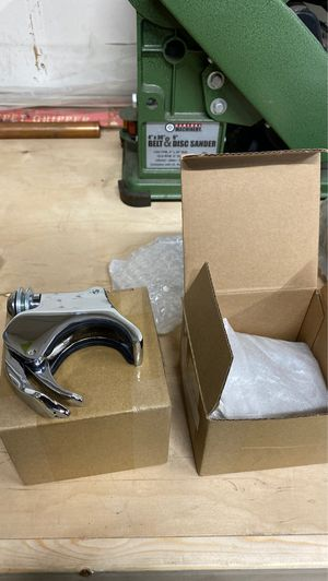 Harley 49mm quick release clamps (4) total for Sale in Brea, CA