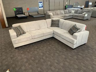 High end sleeper sofa sectional with mattress for Sale in Mesa,  AZ