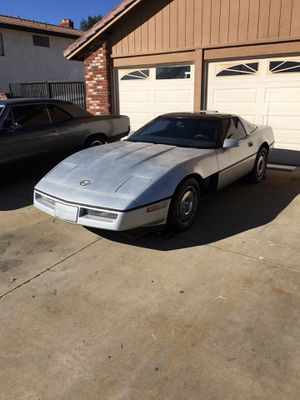1986 Chevy Corvette 71k miles for Sale in Upland, CA