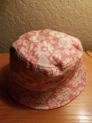 Womens Pink Floral Hat for Sale in Boca Raton, FL