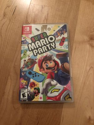 Super Mario Party Switch for Sale in Mequon, WI