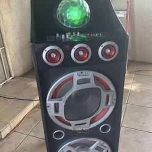 Dj Speaker for Sale in Hesperia, CA