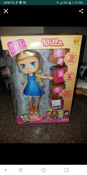 Boxy girls Willa Doll for Sale in North Las Vegas, NV