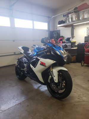2012 GSXR750 for Sale in Newberg, OR