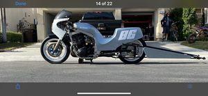 1986 Suzuki gsxr1100 drag bike motorcycle race ready for Sale in Laguna Beach, CA