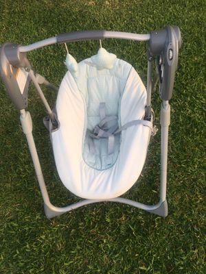 Baby swing - price is negotiable!! for Sale in La Mirada, CA
