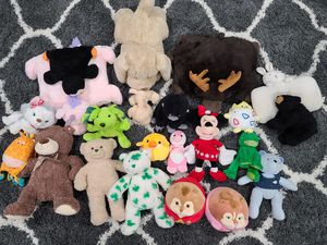 Stuffed animals, teddy bear and plush toys for Sale in West Springfield, VA