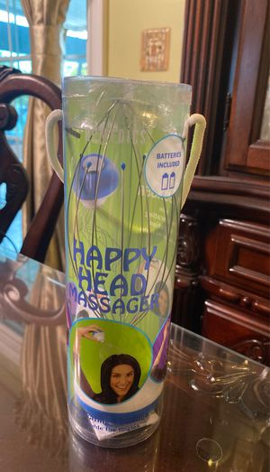 Homedics Happy Head Massager for Sale in Rowland Heights, CA