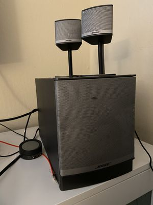 Bose speakers for Sale in Concord, CA