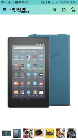 Kindle fire tablet for Sale in Lewisville, TX