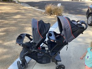 Sit & stand double stroller for Sale in San Diego, CA