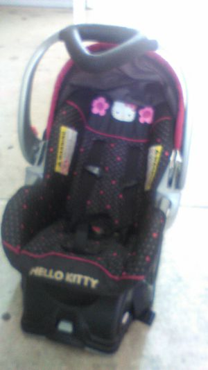 Hello Kitty car seat for Sale in College Park, GA