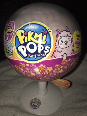 Pikmi Pops Surprise Jumbo for Sale in Sacramento, CA