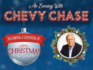 An evening with Chevy Chase and screening of Christmas Vacation for Sale in Grove City, OH