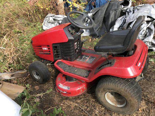 Toro Wheel Horse 12-38 XL Tractor