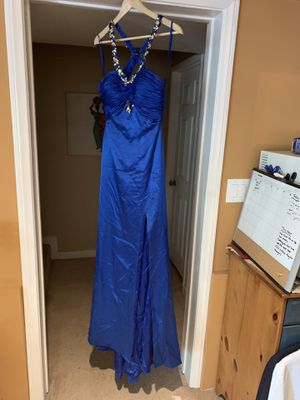 Stunning blue formal dress for Sale in Los Angeles, CA