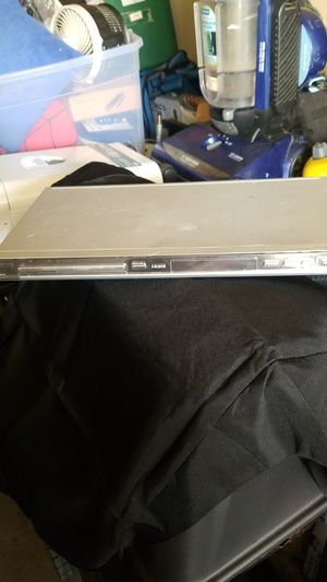 DVD player works excellent for Sale in Hesperia, CA