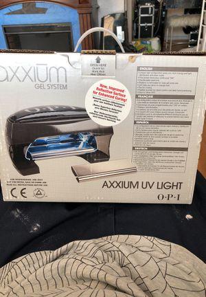 Axxium UV light for Sale in San Diego, CA
