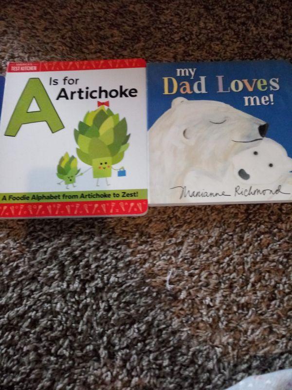 Baby books brand new