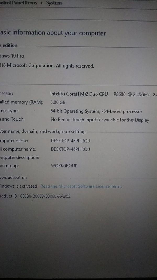 HP EliteBook 6930p Laptop for sale