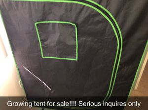 Grow tent; hydroponics , for Sale in Cypress, CA