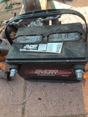 Truck battery used for Sale in Riverside, CA