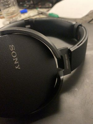 Sony XB950N1 Headphones EXTRA BASS for Sale in Atlanta, GA